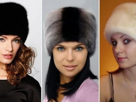 Модные головные уборы осенне…