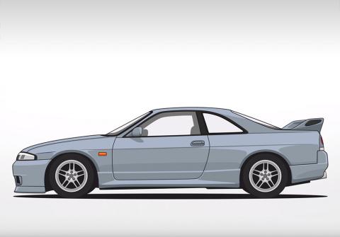 Эволюцию Nissan Skyline пока…