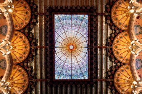 Архитектура Барселоны в фотографиях Gauvin Lapetoule