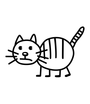 Кот в валенках