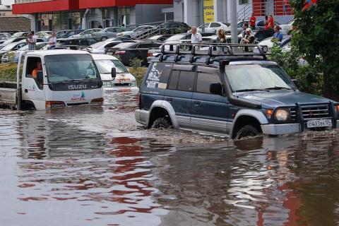 В Красноярске обычный водите…