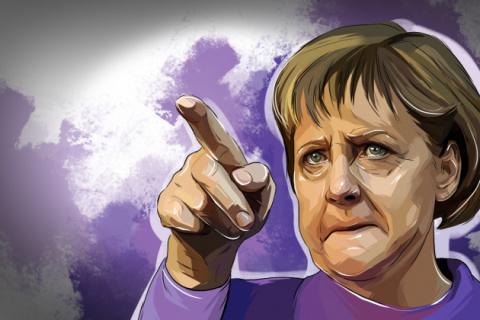 Меркель предрекла наступление новой исторической эпохи