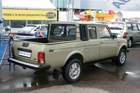 В Тольятти будут выпускать полноприводную Lada Logo