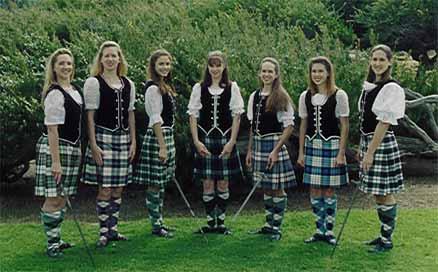 Техника шотландского танца и отличия от ирландских танцев