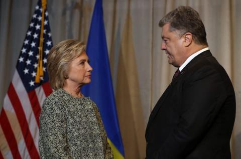Украина пыталась помешать победе Трампа на выборах