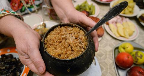 12 блюд традиционного русско…