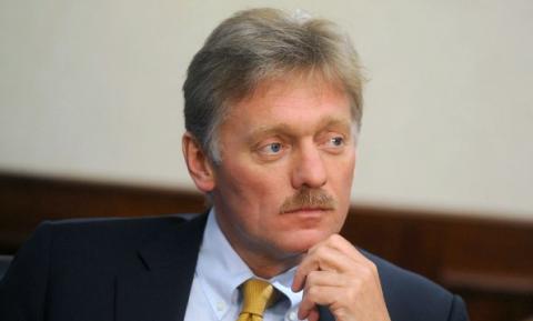 Песков: Путин получал всю информацию о ходе разработки Улюкаева