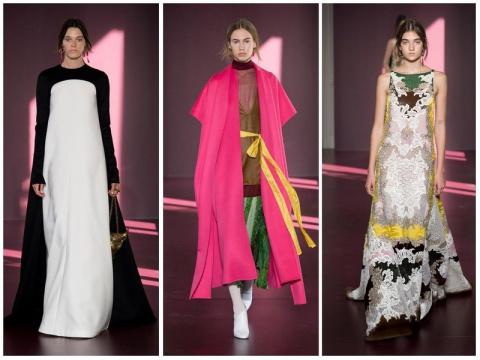 Valentino Haute Couture осень-зима 2017-2018
