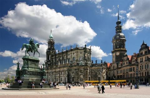 9 мест в Дрездене, которые н…