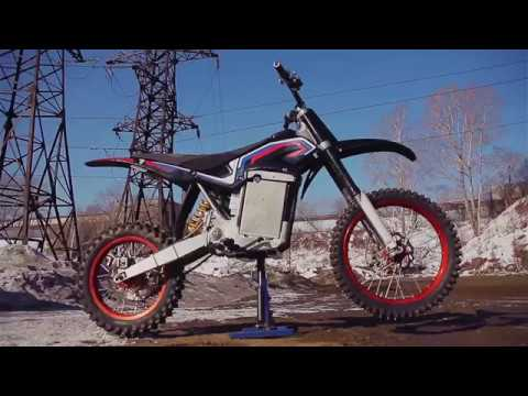 Российские электромотоциклы и электроприводы - невозможное становится возможным!