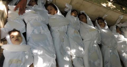 Человеческие органы сирийски…