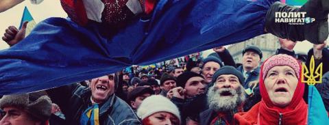 Казарин на украинском ТВ под…
