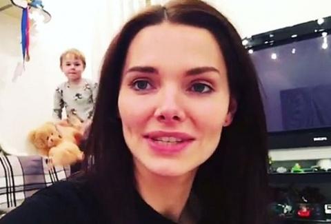 Елизавета Боярская впервые п…