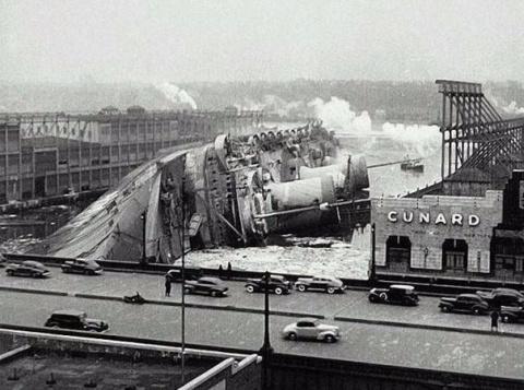 Все знают о гибели «Титаника…