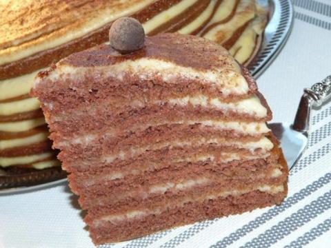 Восхитительный тортик. Самый…