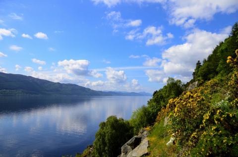 5 самых необычных озер, куда…