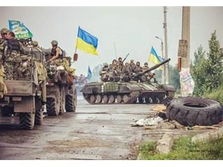 Украина: В мае будет война?