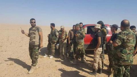 «Тигры» Асада штурмом взяли …