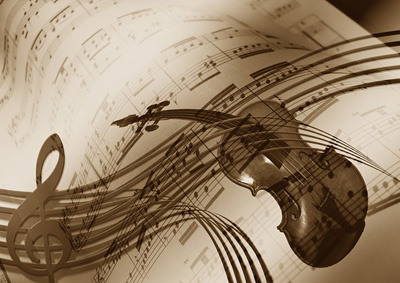ПОСИДЕЛКИ МУЗЫКАЛЬНЫЕ. Скрипичная смесь