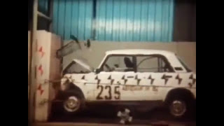 Краш-тест автомобилей СССР. …