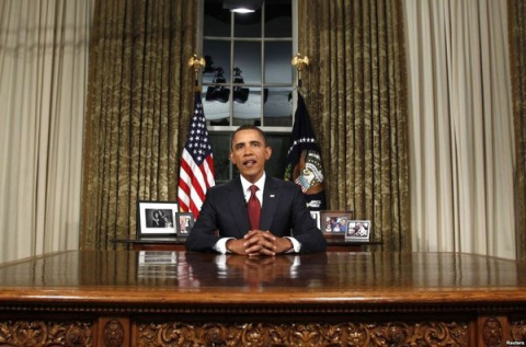 Обама усомнился в способности России и Китая сравниться по влиянию с США