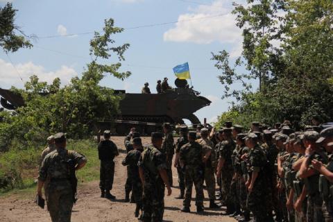 Украина использовала перемирие в Донбассе для опасной провокации