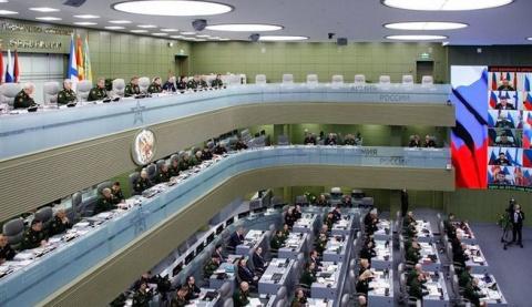 В Москве подвели предварительные итоги операции в Сирии