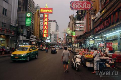 Бангкок. Ночная жизнь