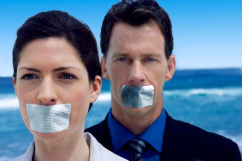 Школьная цензура в США