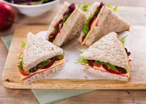 Десять лучших сэндвичей со в…