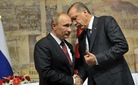 Путин и Эрдоган обсудили отмену продовольственного эмбарго