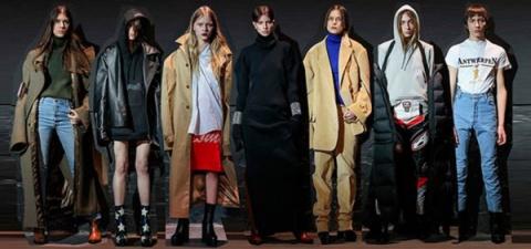 Vetements пригласил на модный показ бездомного и охранника