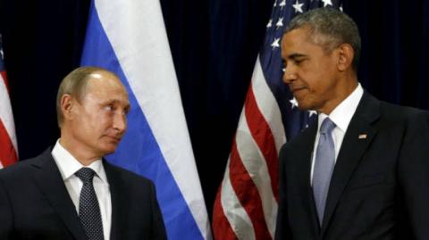 «Отцепись, Обама»: о чём на …