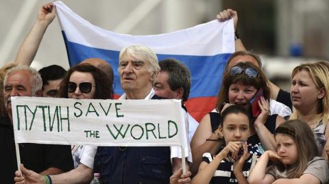 Welt: США пока еще сверхдержава, но Европу защитить уже не в силах