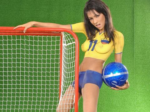 Спортивные девочки!!!