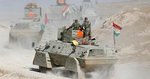 Иракская армия взяла под кон…