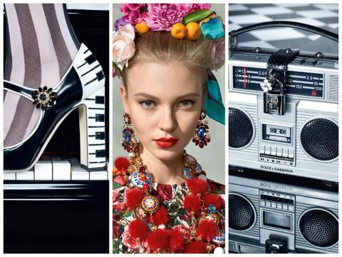 Аксессуары Dolce & Gabbana в…