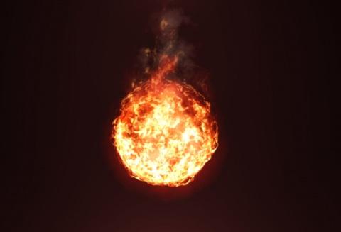 Встречи с огненными шарами