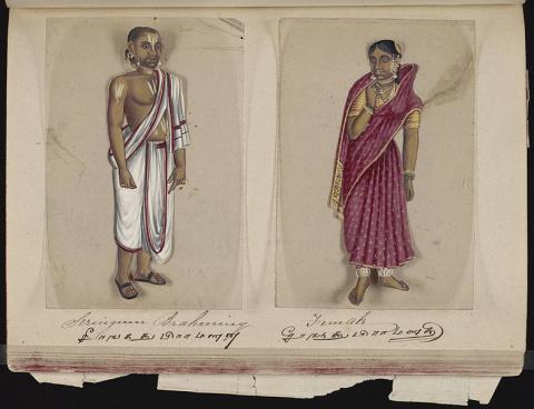 Касты в Индии