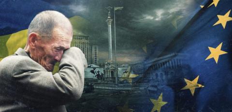 ЕС водит Киев за нос: Герман…