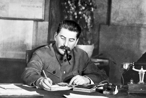 Юмор товарища Сталина)