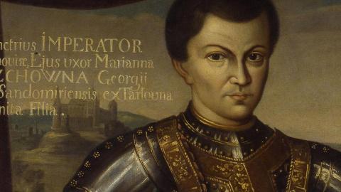 Первый император: за что уби…