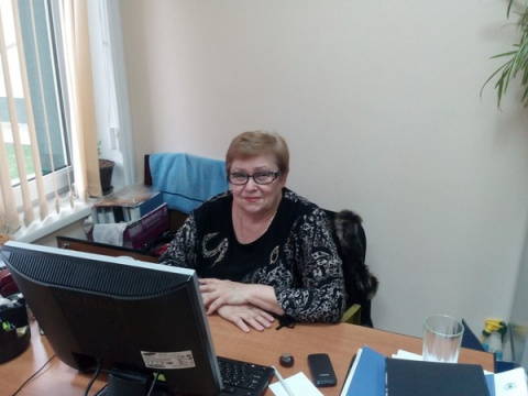 Надежда Белобородова