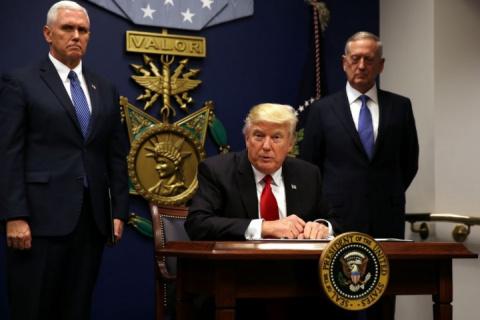 В Белом доме назвали первое условие для снятия санкций с России
