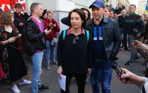 Известные российские актеры …