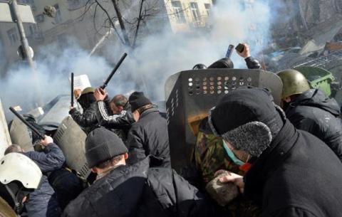 На Западной Украине назревае…