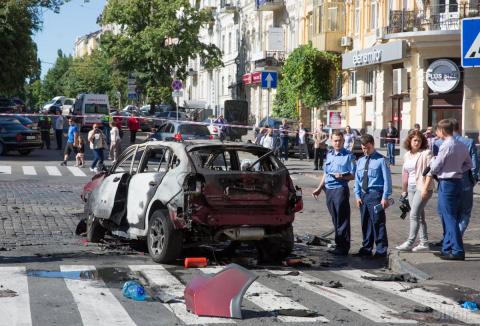 США раскрыли убийство Павла Шеремета и шантажируют Порошенко
