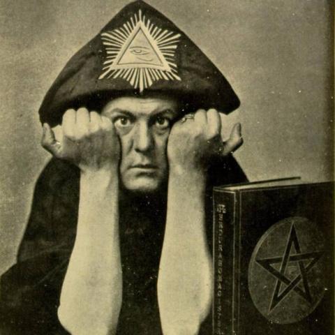 Алистер Кроули - зверь 666
