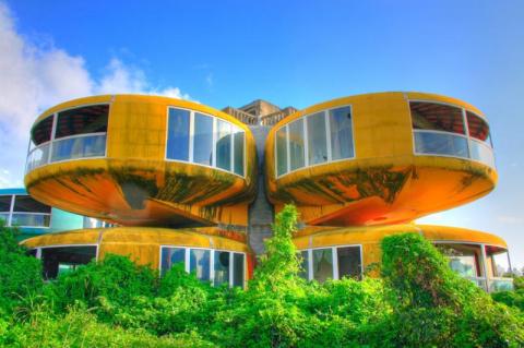 Самые жуткие курорты мира