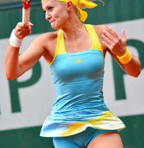 Прекрасные моменты в женском спорте